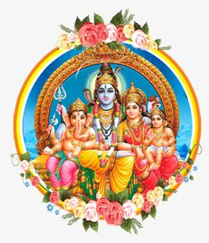 Shiva parvathi lord and Parvati and